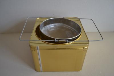 Цедка за мед неръждавейка еденична