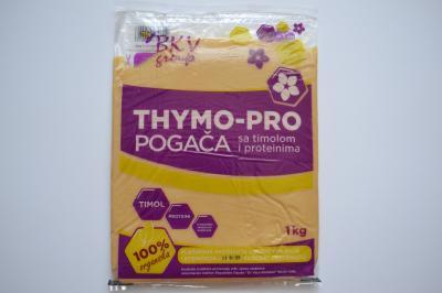 ТИМО ПРО ПИТА (храна за пчели с тимол и протеин) ( Ново над 300 кг безплатна доставка)