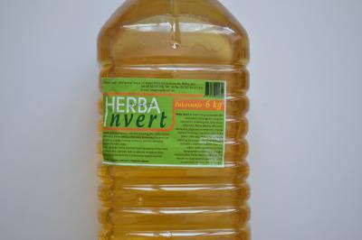 ХЕРБА-ИНВЕРТ (инвертиран захарен сироп)
