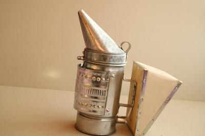 Пушалка-поцинкована ламарина с изкуствен мех