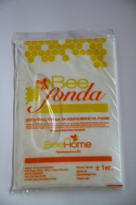 Храна за пчели BEE FONDA ( Ново над 300 кг безплатна доставка)